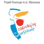 projekt finansuje m.st.Warszawa