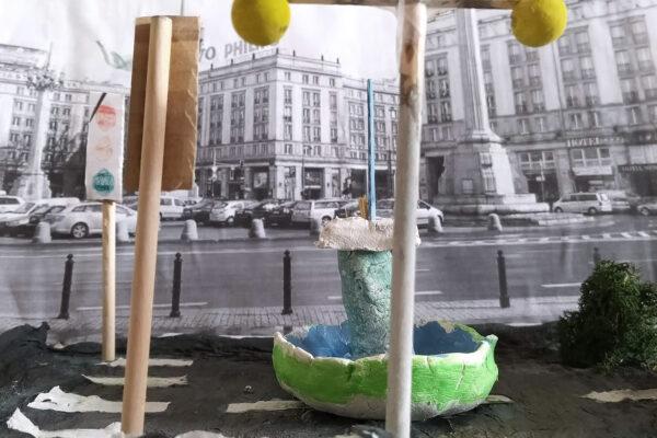 mikropolia - wystawa powarsztatowa